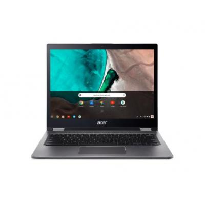 Acer laptop: Chromebook Spin 13 CP713-1WN-54GA - Grijs