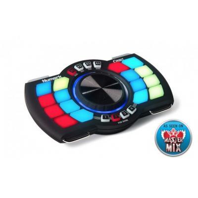 Numark DJ controller: Orbit Wireless DJ Controller with Motion Control - Zwart