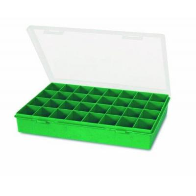 Tayg : PP, Base Green, Cover Transparent - Groen, Transparant