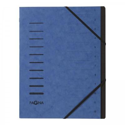 Pagna 40059-02 Map - Blauw