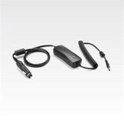 Zebra Auto Charge Cable (24 Volt) Netvoeding - Zwart