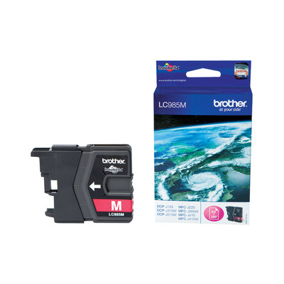 Brother LC-985M inktcartridge