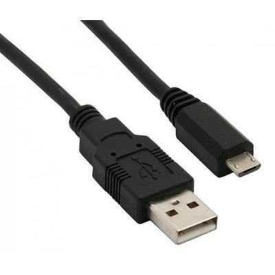 Acer USB kabel: USB - micro USB cable - Zwart