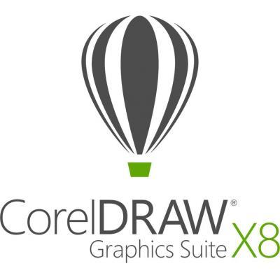 Corel ESDCDGSX8EMEAUG software licentie