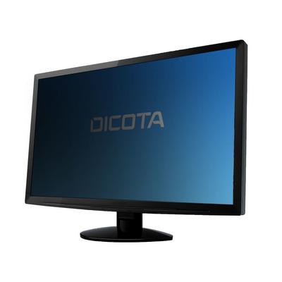 Dicota D31597 Schermfilter - Zwart