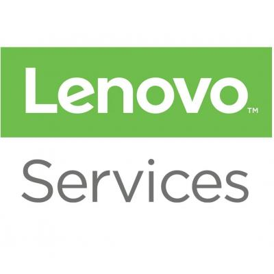 Lenovo e-Pac Foundation Service - 5 Years Next Business Day for ThinkSystem DE2000H 2U12 LFF Garantie