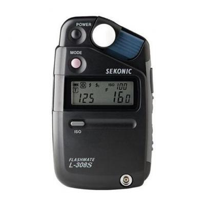 Sekonic lichtmeter: L-308 DC
