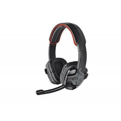 Trust headset: GXT 340 - Zwart