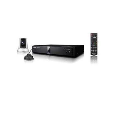 Panasonic videoconferentie systeem: SIP, H.323, 1920x1080, 60fps, Fast Ethernet, RS-232C, HDMI, D-sub, USB 2.0, Black