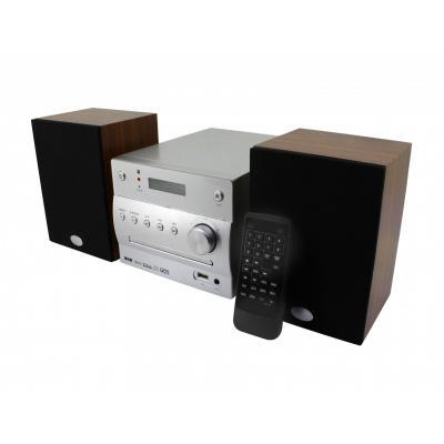 Soundmaster home stereo set: MCD 900 - Zilver