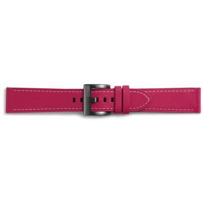 Samsung horloge-band: Classic Leather - Roze