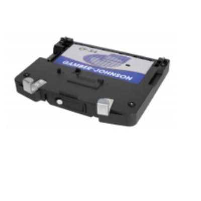 Panasonic PCPE-GJ54V03 Docking station - Zwart