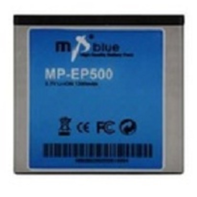 CoreParts MSPP0225 Mobile phone spare part - Zwart, Blauw, Grijs