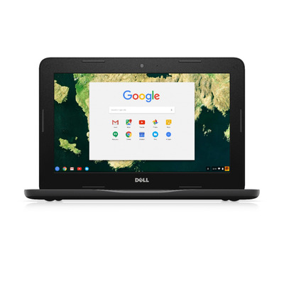 Dell laptop: Chromebook 3180 - Zwart