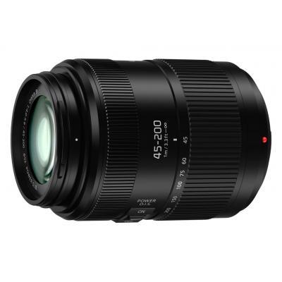 Panasonic Lumix G X Vario H-FSA45200E Camera lens - Zwart