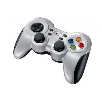 Logitech game controller: F710 - Zwart, Grijs