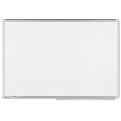 Legamaster 1800x13x1200mm, 23kg, White/Grey Whiteboard - Grijs, Wit