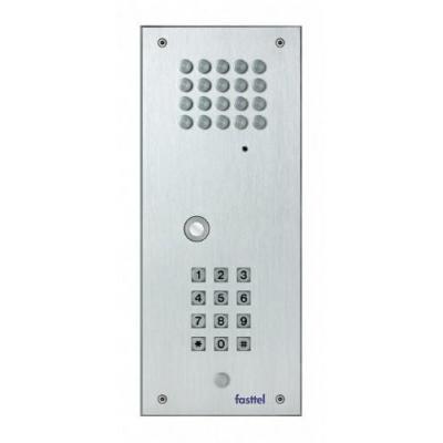 Fasttel deurbel: Wizard Classic DB9701KF - Grijs
