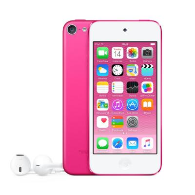 Apple MP3 speler: iPod 128GB - Roze