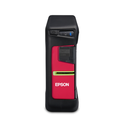 Epson LabelWorks LW-Z710 Labelprinter - Zwart, Rood