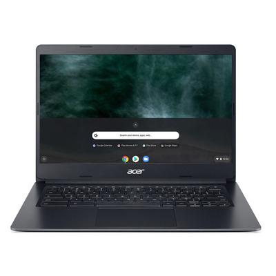 "Acer Chromebook 314 C933L-C5XN 14"" Celeron N 4GB RAM 32GB eMMC 4G LTE - QWERTY Laptop - Zwart"
