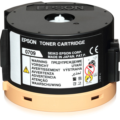 Epson Standard Capacity Cartridge Black 2.5k Toner - Zwart