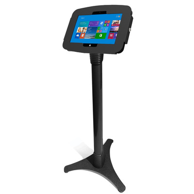 Compulocks Space Multimedia kar & stand - Zwart