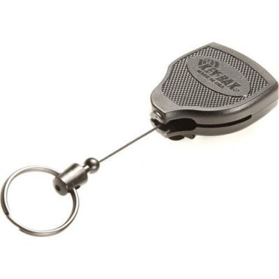 Rieffel sleutelketting: KB SUPER 48 - Zwart