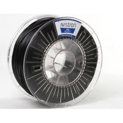 Avistron AV-ASA175-BL 3D printing material - Zwart