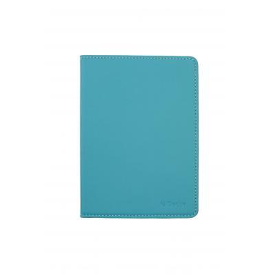 Gecko apparatuurtas: - Luxe Beschermhoes voor Kobo Aura Edition 2 (Blauw)