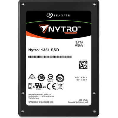 Seagate XA480LE10083 solid-state drives