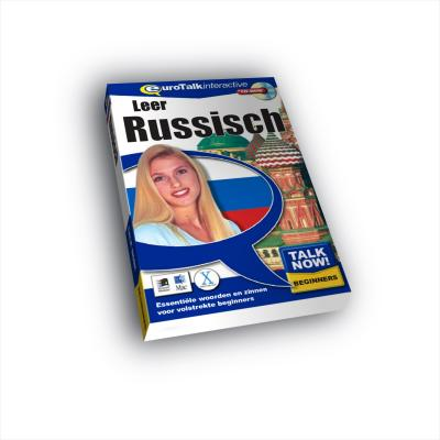Eurotalk educatieve software: Talk Now, Leer Russisch