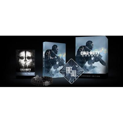 Activision game: Call of Duty: Ghosts HE