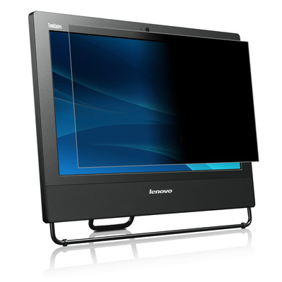 Lenovo schermfilter: 20.0W 16:9 Privacy Filter by 3M - Transparant