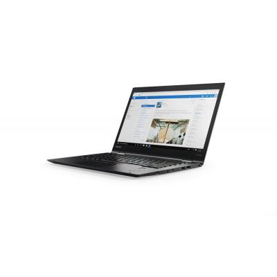 Lenovo laptop: ThinkPad X1 Yoga - Zwart