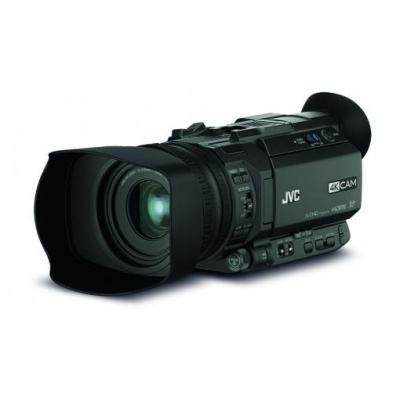 Jvc digitale videocamera: GY-HM170E - Zwart