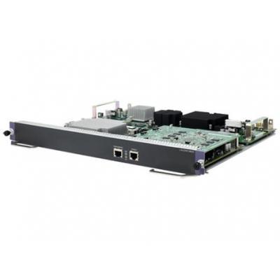 Hewlett Packard Enterprise HP 10500/7500 20G Unified Wired-WLAN Module Netwerk switch module .....