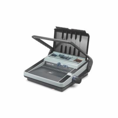 Gbc inbindmachine: CombBind C366 Pons-Bindmachine voor Plastic Bindruggen
