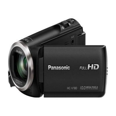 Panasonic digitale videocamera: HC-V180EG-K - Zwart