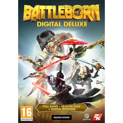 2k game: Battleborn Digital Deluxe PC