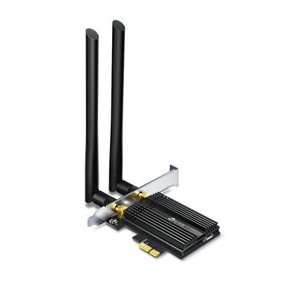 TP-LINK Archer TX50E Netwerkkaart - Zwart,Metallic
