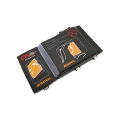 GTS Li-Ion, 4410 mAh, 3.7V Barcodelezer accessoire - Zwart,Geel