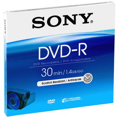 Sony DVD: 8-cm DVD-R Disc, DMR30A