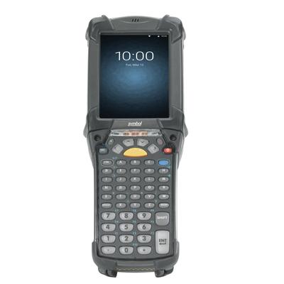Zebra MC9200 - Alphanumeric PDA - Zwart