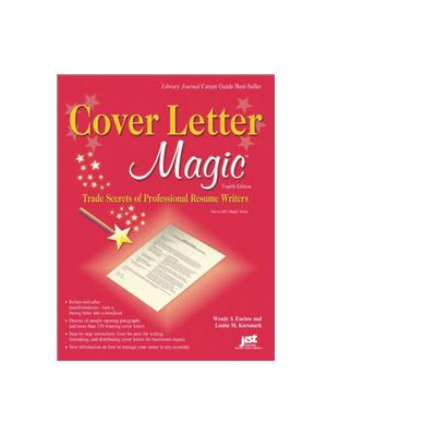 Jist publishing boek: Cover Letter Magic - eBook (PDF)