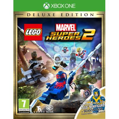 Warner bros game: LEGO: Marvel Super Heroes 2 (Deluxe Edition)  Xbox One