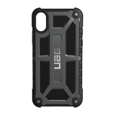 Urban Armor Gear Monarch Mobile phone case - Zwart, Grafiet