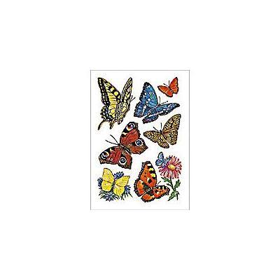 Herma etiket: DECOR stickers butterflies 3 sheets