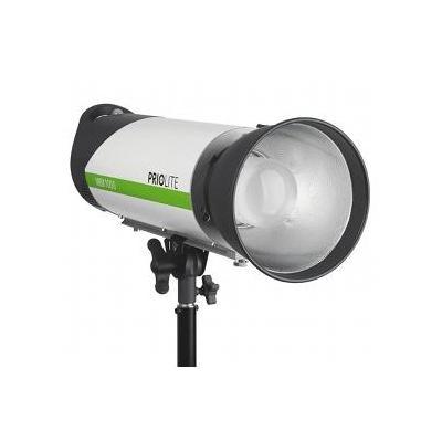 Priolite fotostudie-flits eenheid: MBX1000 - Zilver
