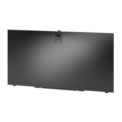 APC NetShelter SX 12U 900mm Deep Side Panel - Zwart